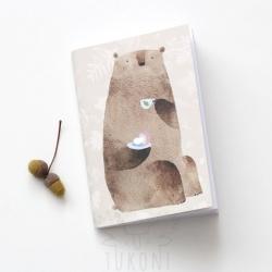 ведмідь гурман