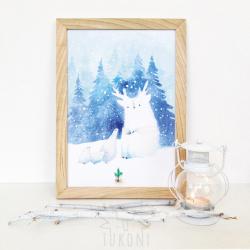fir tree birthday